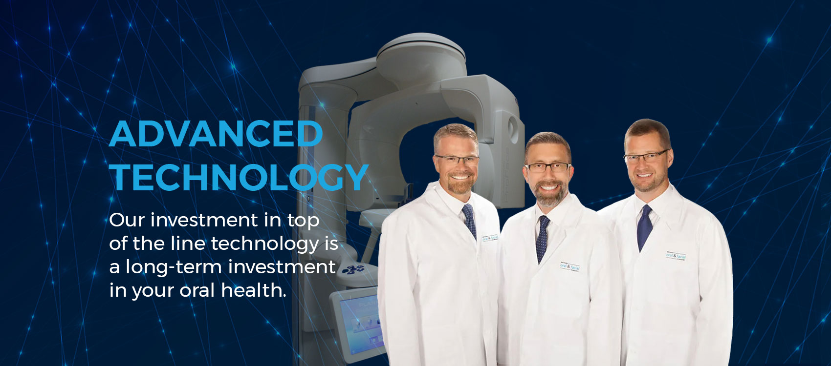 Advanced Technology at Nevada Facial and Oral Surgery