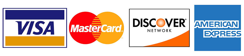 Credit cards that are accepted at Nevada Facial and Oral Surgery