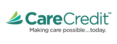 Logo for carecredit at Nevada Facial and Oral Surgery