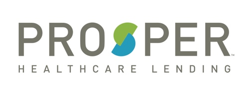 Logo for prosper healthcare lending at Nevada Facial and Oral Surgery